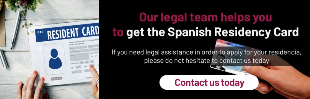 Get your TIE, Spanish Residency Card