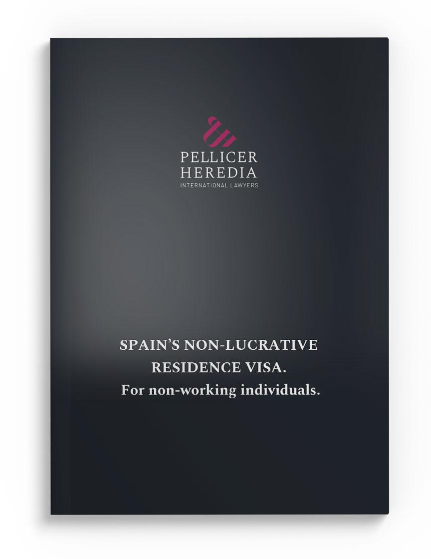 non lucrative visa info